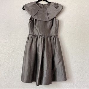 3.1 Phillip Lim Slate Gray Silk Dress